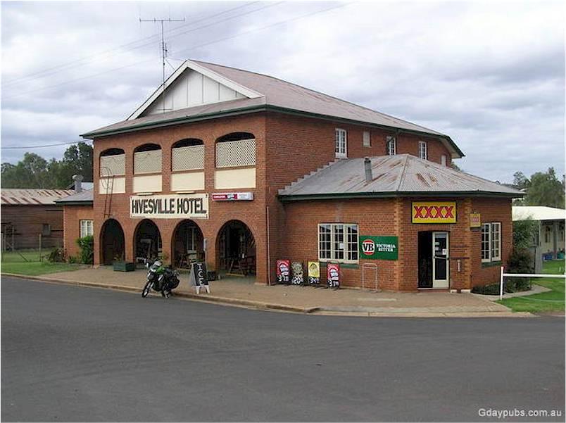 Image of Hivesville