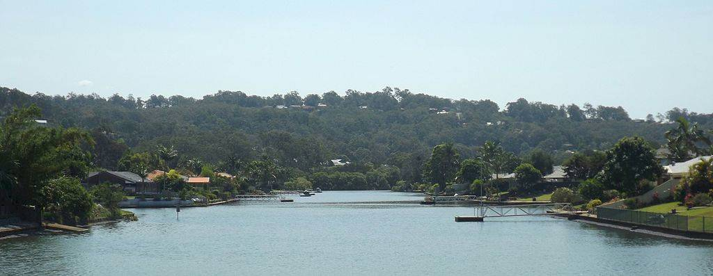 Image of Currumbin Waters