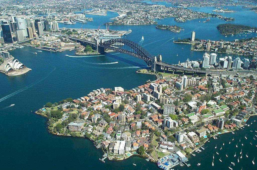 Image of Kirribilli