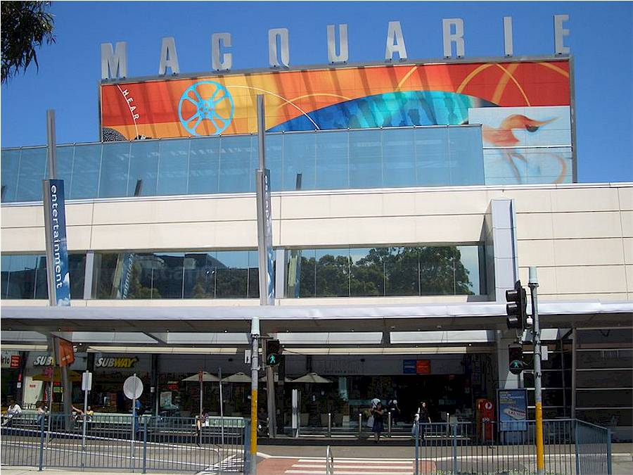 Image of Macquarie Park