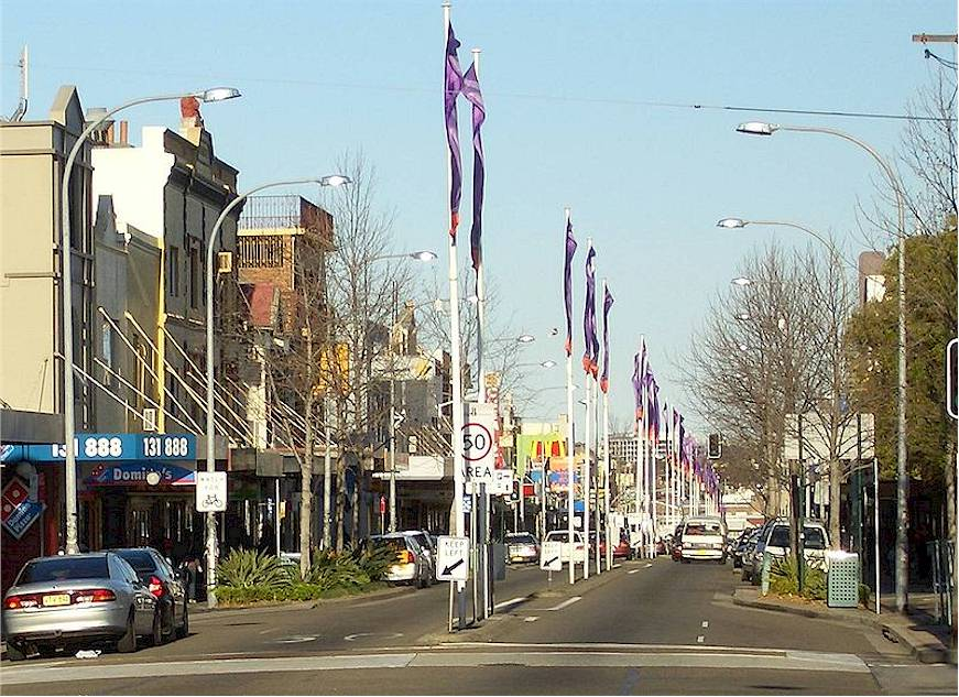 Image of Marrickville