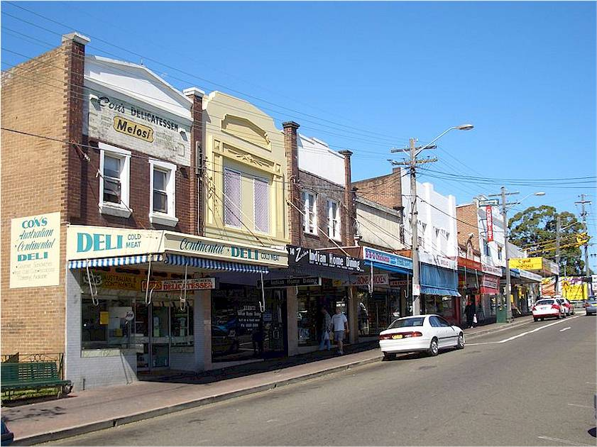Image of Mortdale