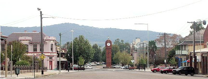 Image of Mudgee
