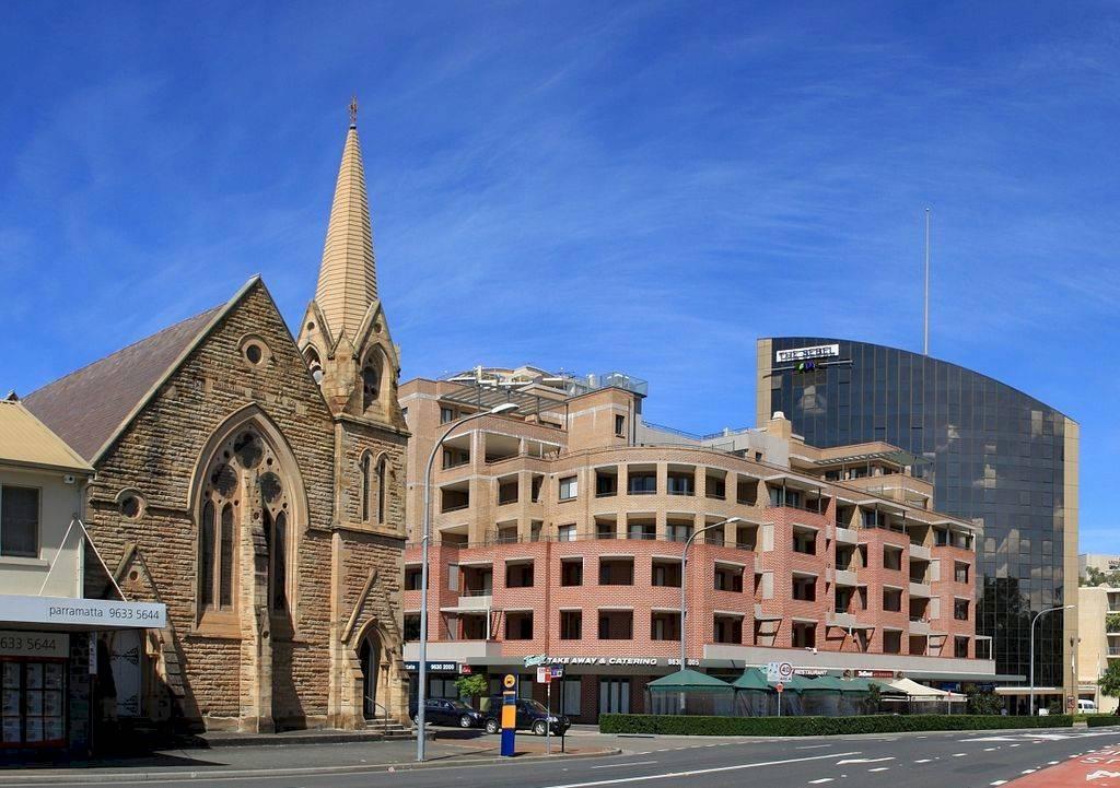 Image of Parramatta