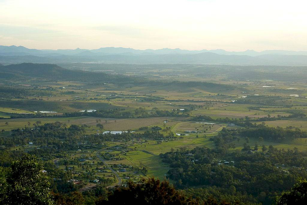 Image of Tamborine Mountain