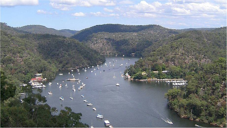 Image of Berowra Waters
