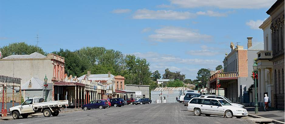 Image of Clunes
