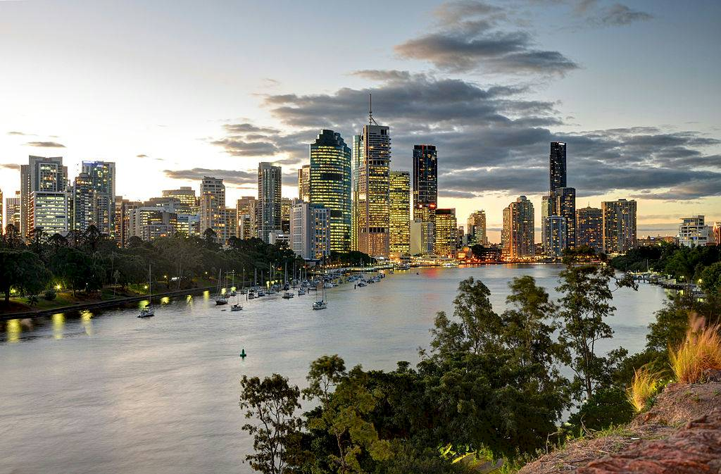 Image of Brisbane City