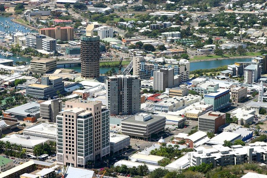 Image of Townsville City