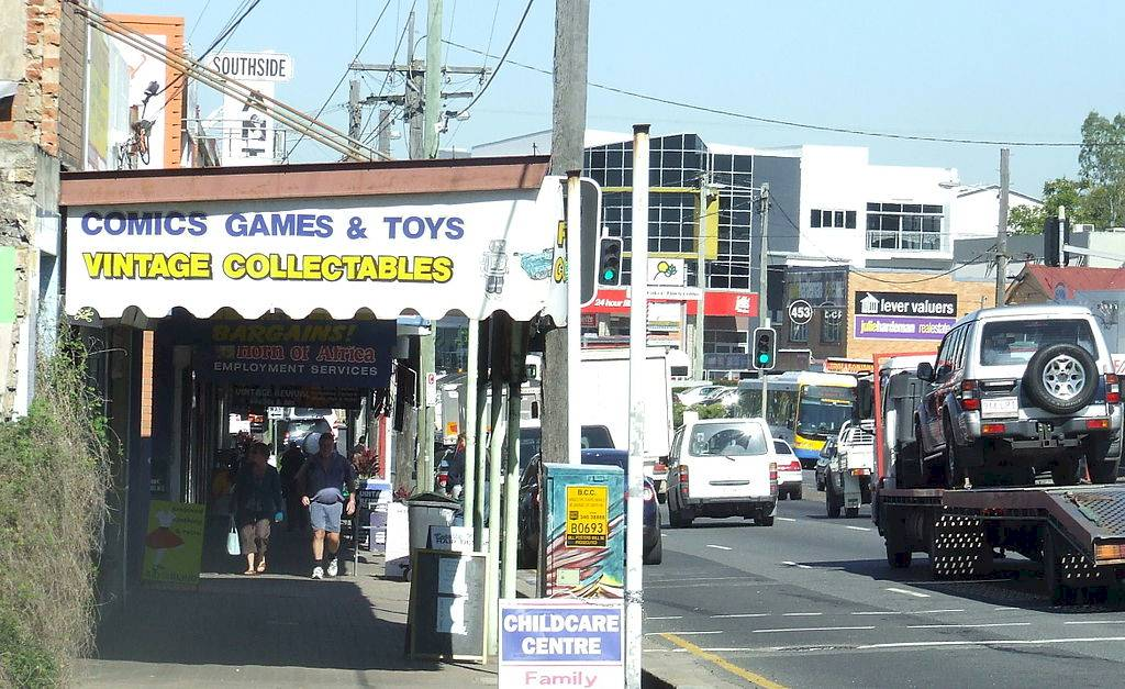Image of Annerley