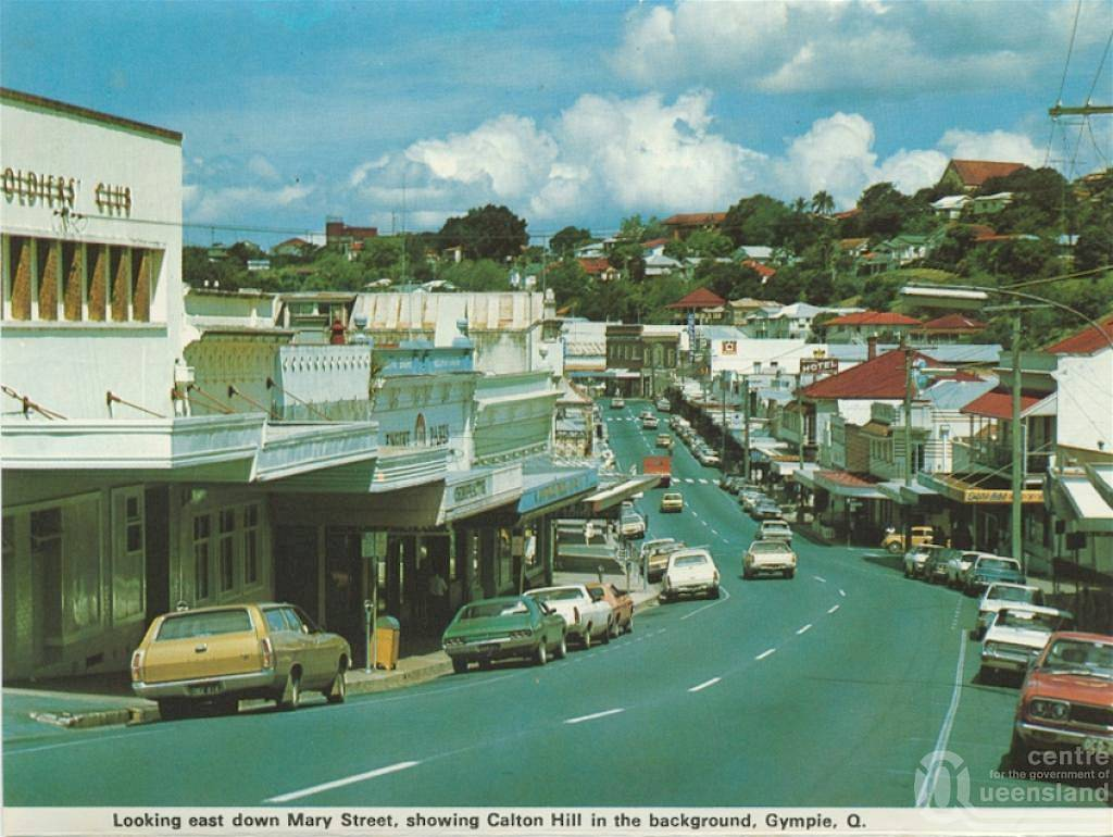 Image of Gympie
