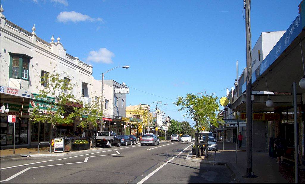 Image of Dulwich Hill