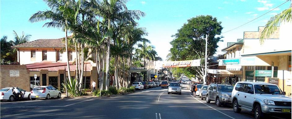 Image of Bangalow