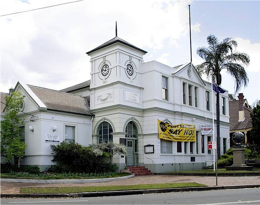 Image of Strathfield