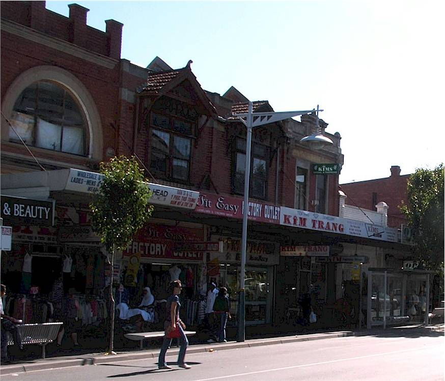 Image of Footscray