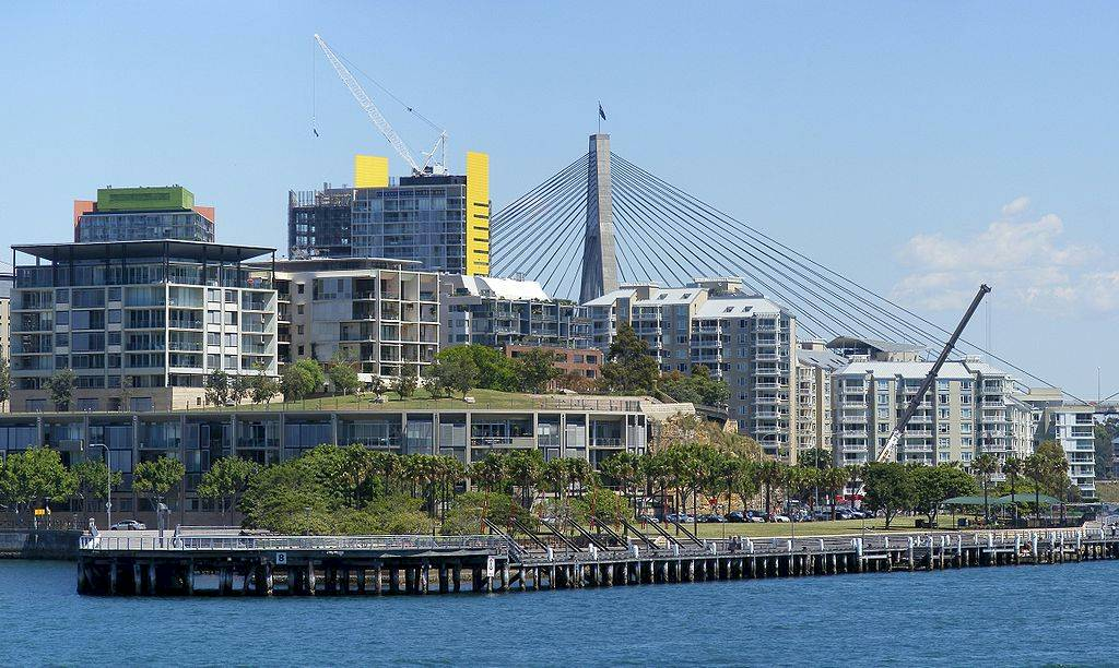 Image of Pyrmont