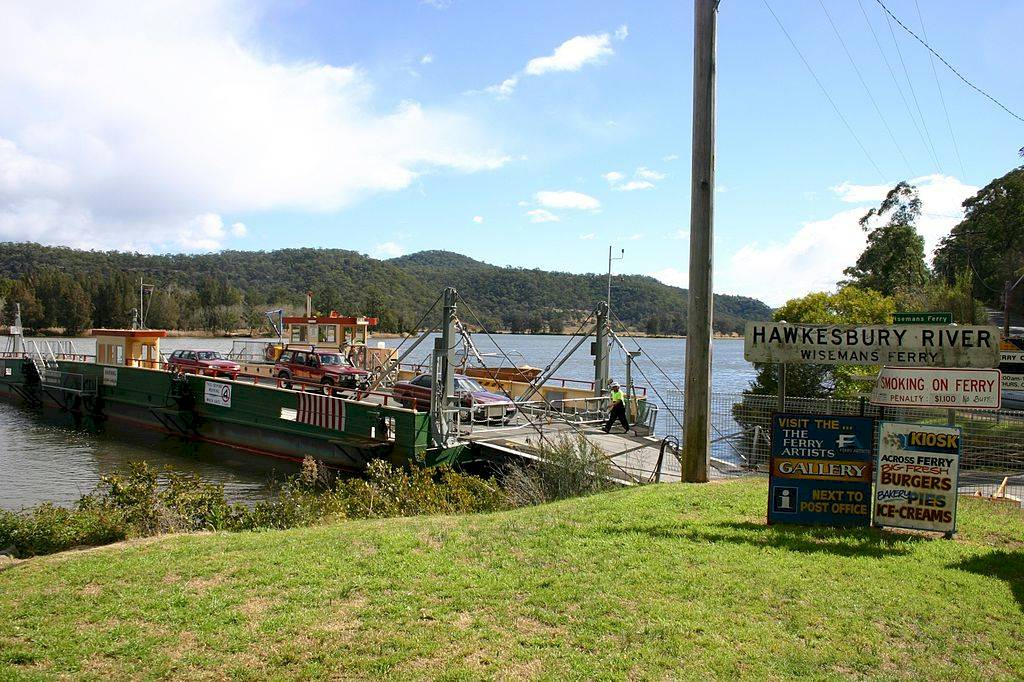 Image of Wisemans Ferry