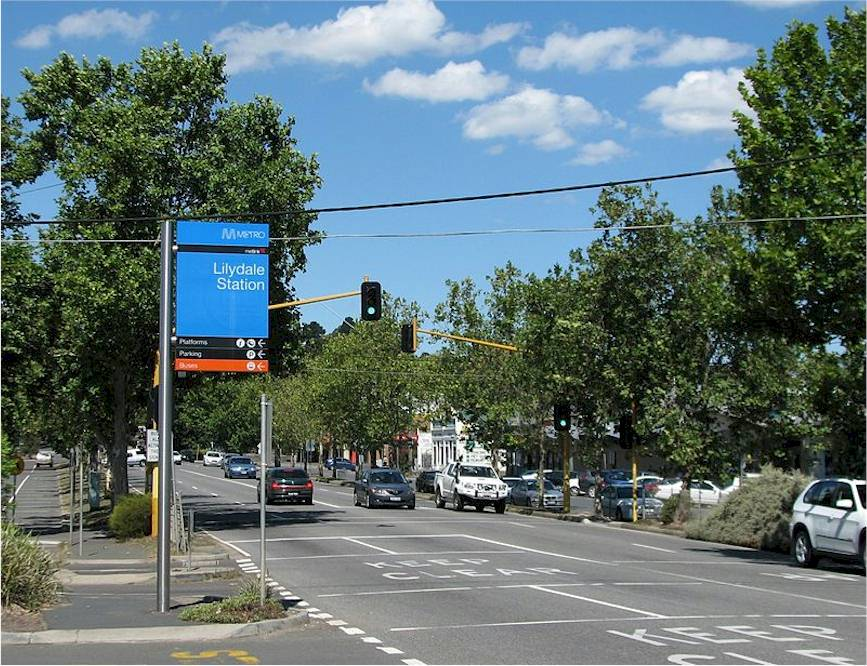 Image of Lilydale