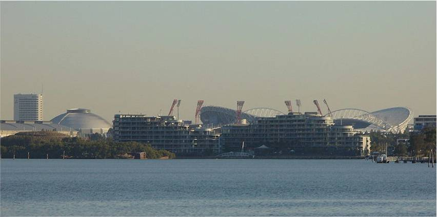 Image of Wentworth Point