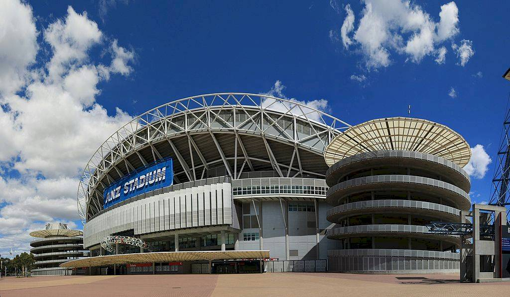 Image of Sydney Olympic Park