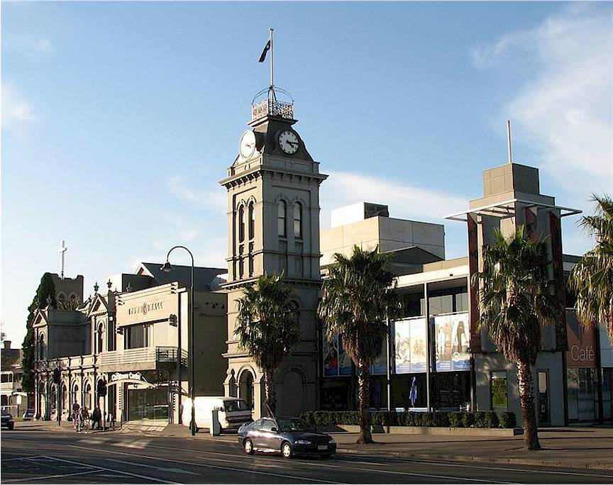 Image of Moonee Ponds