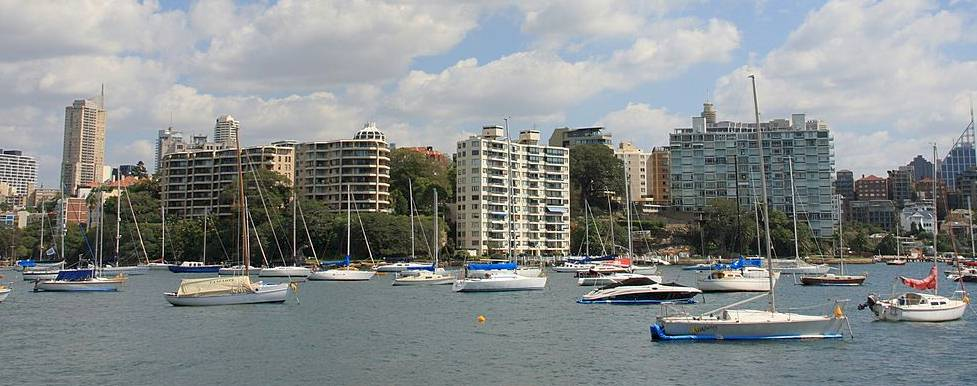 Image of Elizabeth Bay